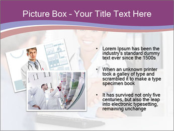 Doctor in office PowerPoint Template - Slide 20