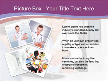 Doctor in office PowerPoint Template - Slide 23
