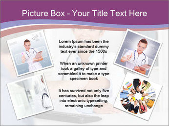 Doctor in office PowerPoint Template - Slide 24
