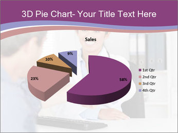 Doctor in office PowerPoint Template - Slide 35