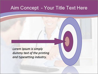 Doctor in office PowerPoint Template - Slide 83