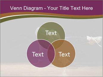 Girl in dance PowerPoint Template - Slide 33
