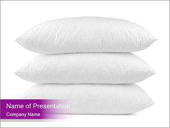 Pillow PowerPoint Template - Slide 1