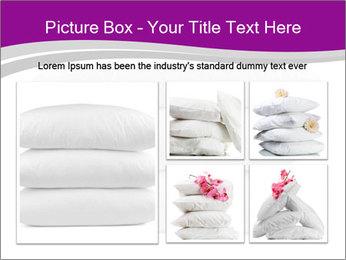 Pillow PowerPoint Template - Slide 19