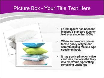 Pillow PowerPoint Template - Slide 20