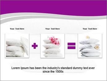 Pillow PowerPoint Template - Slide 22