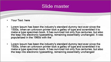 Pillow PowerPoint Template - Slide 2