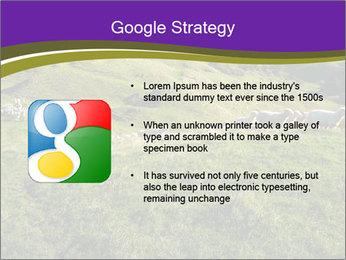 Sheep running PowerPoint Template - Slide 10