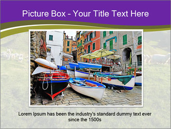 Sheep running PowerPoint Template - Slide 15