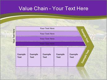 Sheep running PowerPoint Template - Slide 27