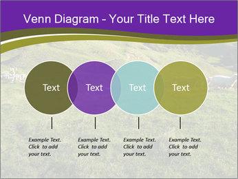Sheep running PowerPoint Template - Slide 32
