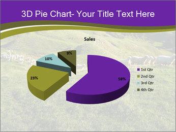 Sheep running PowerPoint Template - Slide 35