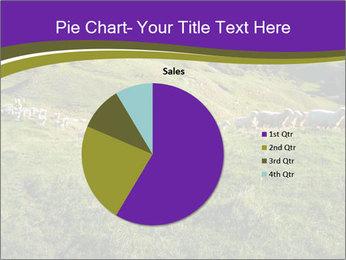 Sheep running PowerPoint Template - Slide 36