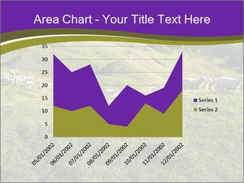 Sheep running PowerPoint Template - Slide 53