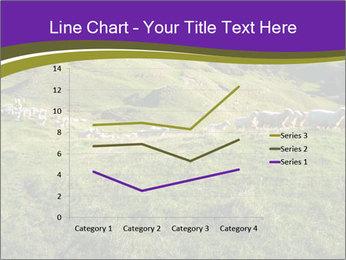 Sheep running PowerPoint Template - Slide 54