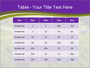 Sheep running PowerPoint Template - Slide 55