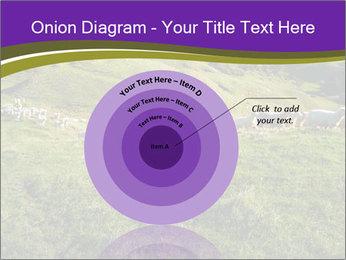 Sheep running PowerPoint Template - Slide 61