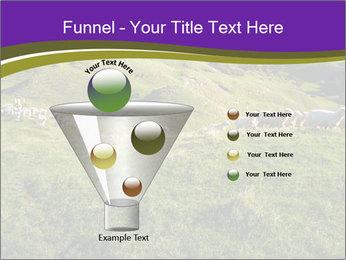 Sheep running PowerPoint Template - Slide 63