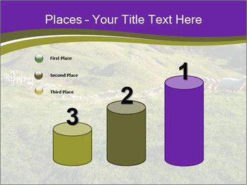 Sheep running PowerPoint Template - Slide 65