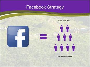 Sheep running PowerPoint Template - Slide 7