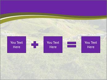 Sheep running PowerPoint Template - Slide 95