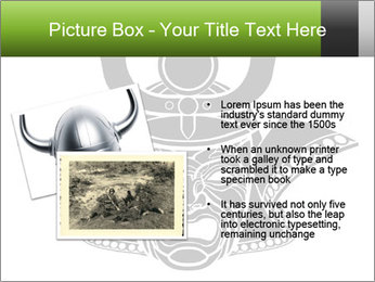 Fearsome monochrome PowerPoint Template - Slide 20