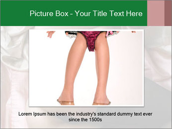 Sexy stockings PowerPoint Templates - Slide 16