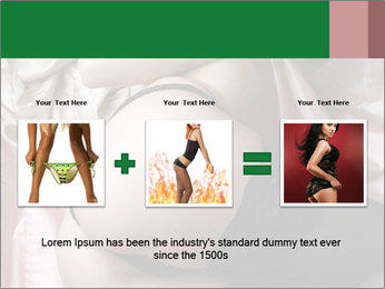 Sexy stockings PowerPoint Templates - Slide 22