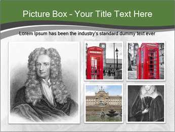 Isaac Newton PowerPoint Template - Slide 19