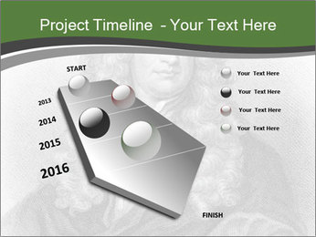 Isaac Newton PowerPoint Template - Slide 26