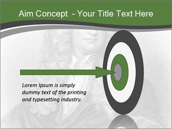 Isaac Newton PowerPoint Template - Slide 83