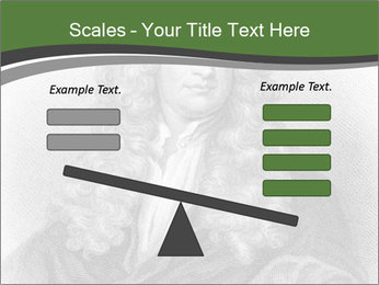 Isaac Newton PowerPoint Template - Slide 89