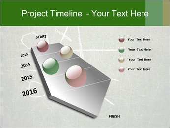 X and O game PowerPoint Template - Slide 26