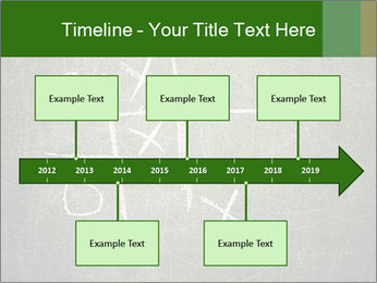 X and O game PowerPoint Template - Slide 28