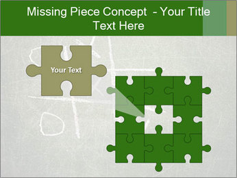 X and O game PowerPoint Template - Slide 45