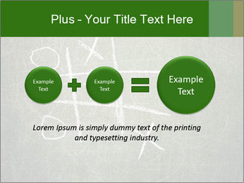X and O game PowerPoint Template - Slide 75