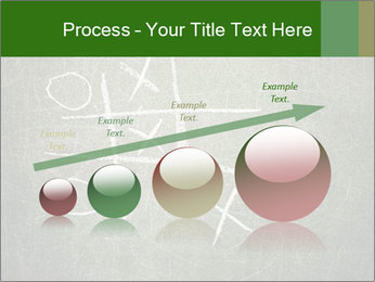 X and O game PowerPoint Template - Slide 87