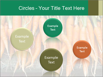 Fresh carrots PowerPoint Template - Slide 77