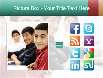 Happy children PowerPoint Templates - Slide 21