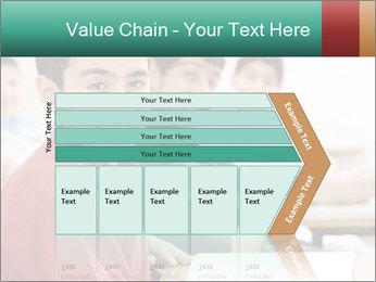 Happy children PowerPoint Templates - Slide 27