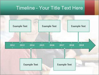 Happy children PowerPoint Templates - Slide 28