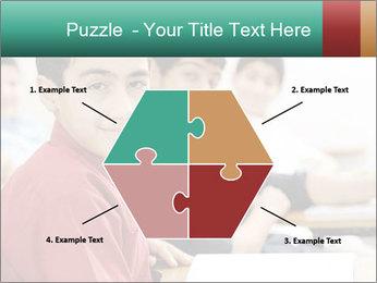 Happy children PowerPoint Templates - Slide 40