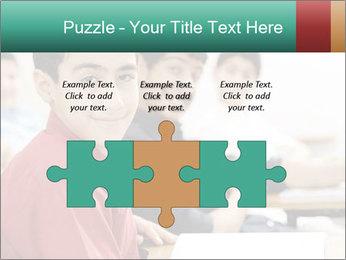 Happy children PowerPoint Templates - Slide 42