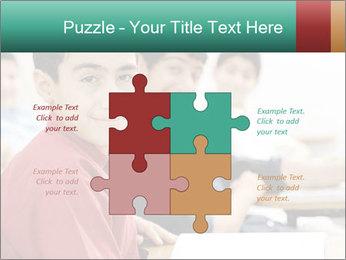 Happy children PowerPoint Templates - Slide 43
