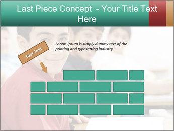 Happy children PowerPoint Templates - Slide 46