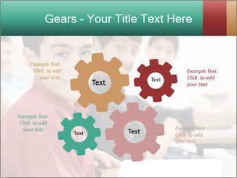 Happy children PowerPoint Templates - Slide 47
