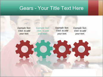 Happy children PowerPoint Templates - Slide 48