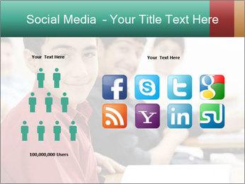 Happy children PowerPoint Templates - Slide 5