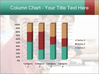 Happy children PowerPoint Templates - Slide 50