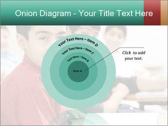 Happy children PowerPoint Templates - Slide 61